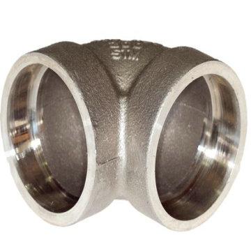 B16.11 Фитинги для труб, фитинги для сварных соединений, фитинги для резьбовых соединений, колено Scoket