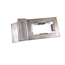 Laser Cutting Auto Stamping Parts Stainless Steel Sheet Metal Stamping Parts