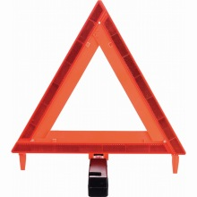 traffic reflective warning triangle sign