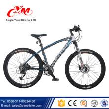 Алибаба горячие продажи 26 дюймов велосипеды горный велосипед/внутреннее наклейки дисковый тормоз горный велосипед/спуск полный подвески горный велосипед