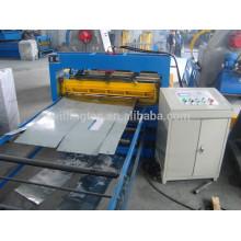 Stahlspulen-Schneidemaschine
