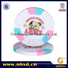 9.5g Army Sticker Chip (SY-C04)