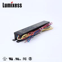 O UL verificou que nenhuma China do multi-canal 40w 110mA da cintilação conduziu o motorista para a lâmpada linear T5