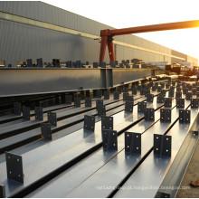 Fornecedor de Estrutura de Aço SGS para Construção de Gado