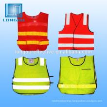 reflective safety vest jacket or clothing