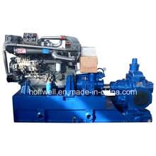 CE Approved KCB2500 Diesel Engine Driven Cargo Oil Pump
