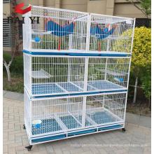 New Design Pet Cat Cage,Metal Cat Cage,Cat Breeding Cage Supplier