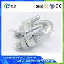 Clip de cable de acero tipo A