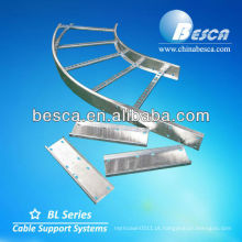 Bandeja de cabos tipo escada marinho e escada de cabos marinhos