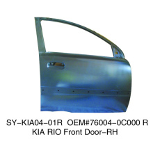 Front doors for Kia Rio-RH