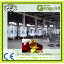 Máquina de produção completa de vinagre de frutas de plantas