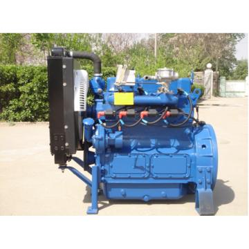 1500rpm de 36KW TDB226B4Q Deutz 4 cilindros de gás ou 1600 rpm com governador elétrica