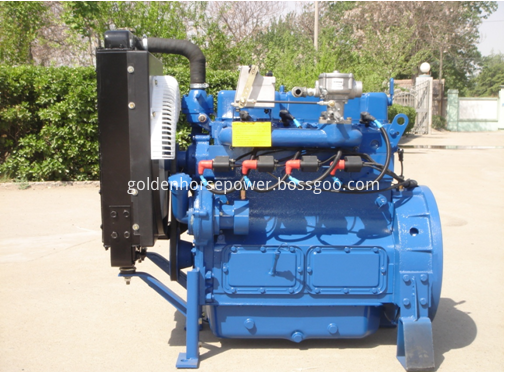 gas engine 4 cylinder