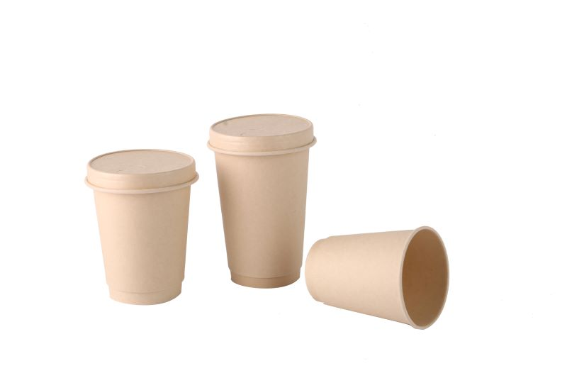 Creative Leakproof Paper Coffee Cup