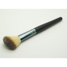 Venda Por Atacado Black Angled Pó Sintético Cosmetic Brush