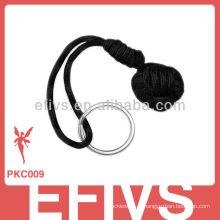 Keychain do punho do macaco de 2013 550 paracord chaveiros