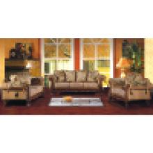 Meubles de salon avec ensemble de sofa en bois (D92)
