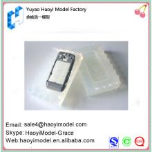 Fabricant de prototypes en Chine Coulée sous vide personnalisée Support de téléphone portable