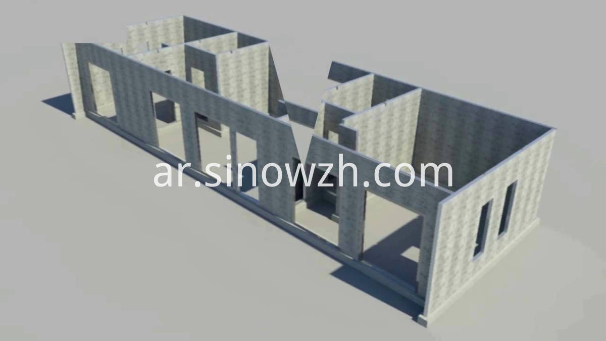 foam cement wall panel