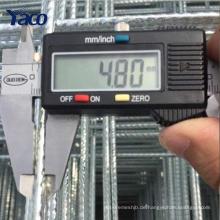 Neuestes Produkt 4X4 / 6x6 / 10x10 Betonarmierung verzinktem geschweißtem Drahtgeflecht