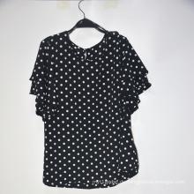 Frauen Bluse Sommer Mode Hot Print Damen Blusen