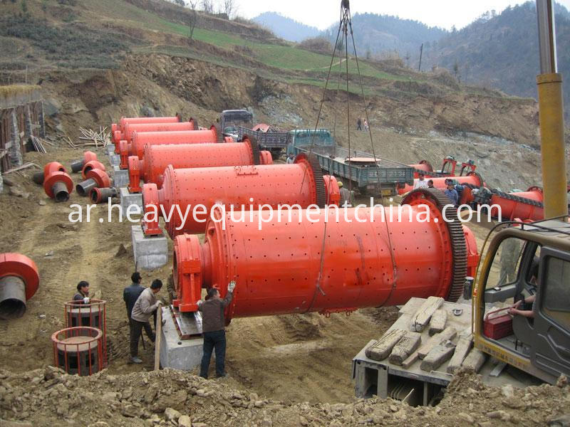 Iron Ore Grinding Ball Mill