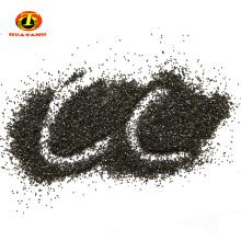 Bulk sand blast media abrasive aluminum oxide powder brown
