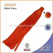 SKL013-2 pesca de polvo saia de pesca isca macia lula saias alta hit