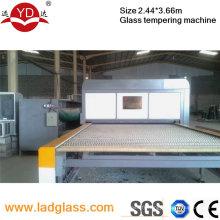Machines en verre trempé fabriquées en Chine