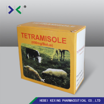 Tetramisol HCl 600 mg tabletter