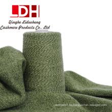 Suave caliente tejido a mano DIY hilo de la armadura para tejer bebé bufandas ropa suéter conejo hilado de cachemira