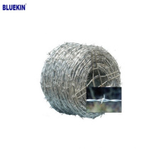 wholesale Black coated barbed wire fencing wire from china