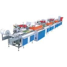 Máquina de impressão de tela de série Spr