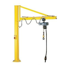 CE Approved Freestanding Type Jib Cranes