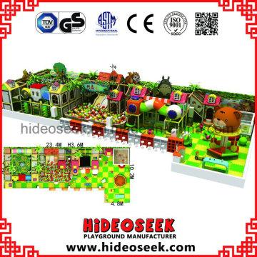Indoor Soft Amusement Park Ausrüstung für Kinder