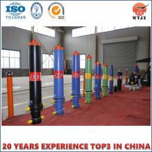 FC Hydraulic Cylinder/Telescopic Cylinder for Dump Truck