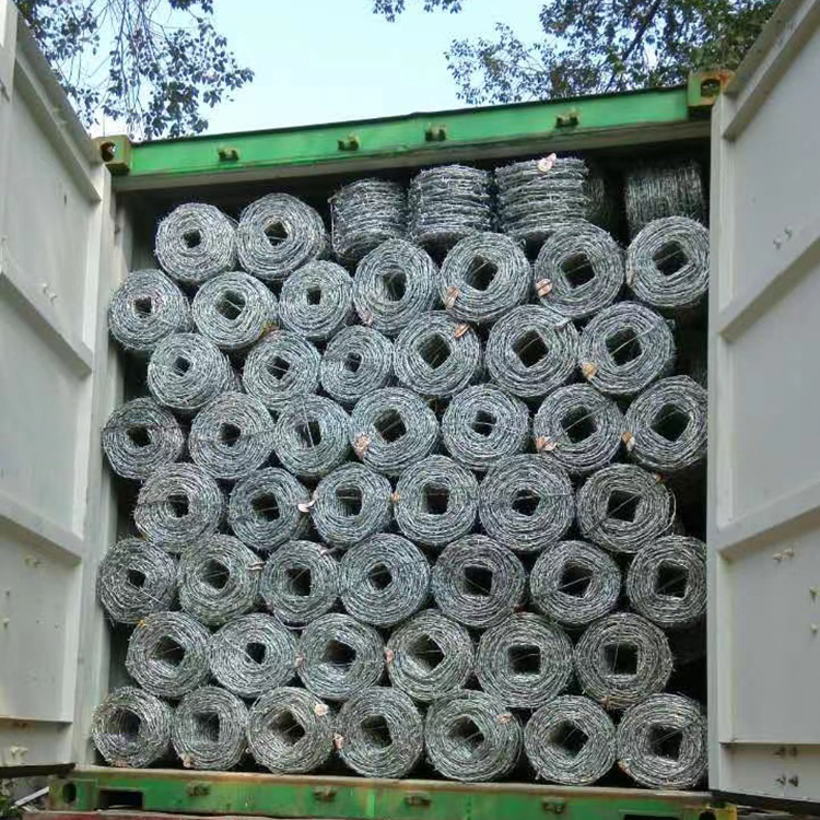 blade long barbed wire fence bull wire bulk barbed fencing wire