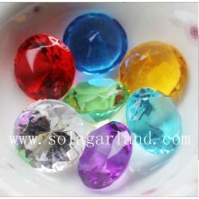 13*19MM Acrylic Crystal Diamond Gems