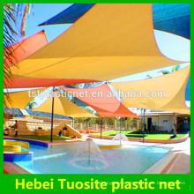 Vela resistente al sol con HDPE UV