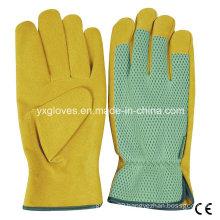 Pig Split Leather Glove-Working Glove-Protective Glove-Safety Glove-Work Glove