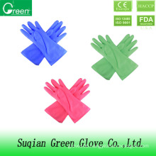 PVC 60g Household Cleaning Gloves