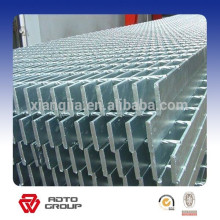 Passerelle en métal galvanisé à chaud / barre métallique en acier