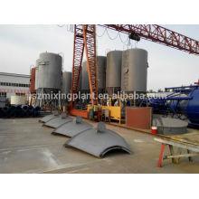 Мини-вертикальный сушильный шкаф для хранения цементных растворов 22 м3