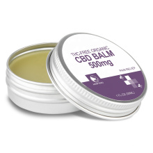 Private Label CBD Balm Salve from CBD flowers for Pain Relief 30ml 500mg CBD