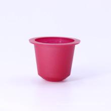 Colorful empty nespresso coffee capsule in factory price