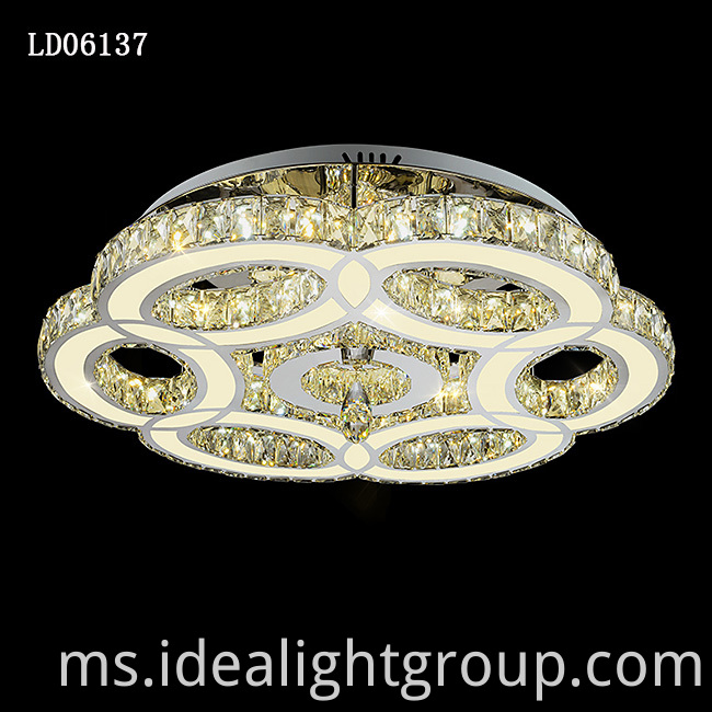 chandelier ceiling led lamps