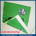 Doppelseitiges Polyester Fabric Flag Printing
