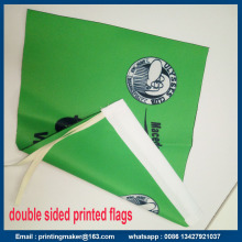 Percetakan Bendera Fabrik Double Polyester Fabric Double