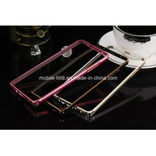 Mobile Phone Case Aluminum Metal Bumper for Samsung Galaxy A7