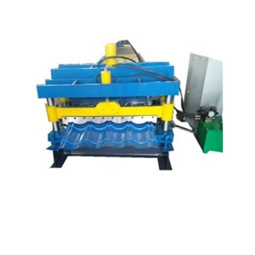 Roll Circular Automatic Glaze Tile Roll Rolling Machine
